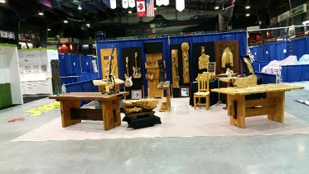 Victoria Home Show Booth 2016